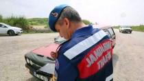 AY YıLDıZ - Jandarma Yazlık Kıyafetlerini Giydi