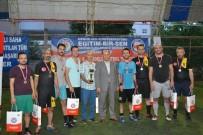 FATİN RÜŞTÜ ZORLU - Kardelen Futbol Turnuvası Sona Erdi