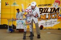 BİLİM ŞENLİĞİ - Kastamonu'da Bilim Şenliği Başladı