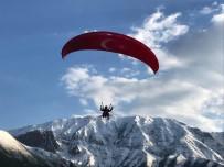 KATO DAĞı - Kato'da Yamak Paraşütü