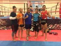 HALIL DEMIR - Kayserili 4 Sporcu Muay Thai Dünya Şampiyonası'nda Türkiye'yi Temsil Edecek