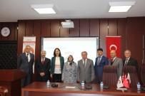 VAKIFLAR HAFTASI - KGTÜ'de Vakıf Kuran Kadınlar Anlatıldı