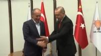Kılıçdaroğlu 'Gel bakalım Muharrem' demişti! Erdoğan İnce'yi böyle ağırladı...
