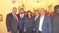 KUTLAY - KUTO Başkanı Akdoğan, Yunanistan Başkonsolosluğu'nda Resepsiyona Katıldı