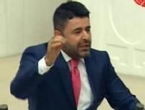 OSMAN BOYRAZ - AK Partili Boyraz, Meclis'i devam diye inletti
