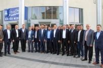 MUSTAFA KARATAŞ - Memur Sen Genel Başkanı Ali Yalçın, 'Bir Bilenle Bilge Nesil' Projesi Ödül Törenine Katıldı.