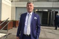 METIN ŞENTÜRK - Metin Şentürk AK Parti'de Mülakata Girdi