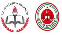 YUSUF TEKİN - Milli Eğitim Ve Adalet Bakanlıkları Arasında Protokol İmzalandı