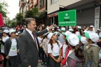 FOLKLOR - Minik Çevre Elçileri Gaziosmanpaşa'da Bir Araya Geldi