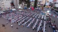 İFTAR MENÜSÜ - Muratpaşa'da İlk İftar Engellilerle