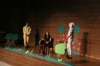 TİYATRO OYUNU - NEVÜ'de Çocuk Tiyatrosu Sergilendi