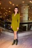 KIRMIZI HALI - Newyork Fashion Week'e Çağrılan Tek Türk Modacı Neslişah Yılmaz