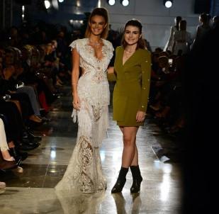 Newyork Fashion Week'e çağrılan tek Türk modacı