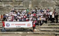 RECEP TURAN - Öğrenciler, Muğla'nın Tarihi Mekanlarını Gezdi