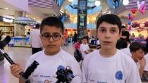Ortaokul Öğrencilerinden Görme Engelliler İçin 'Akıllı Baston'