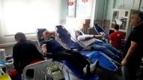 KÖK HÜCRE - Ortaokullu Öğrencilerden Kan Ve Kök Hücre Bağışı