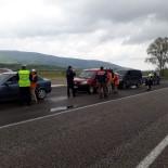 Ortaokulu Öğrencileri Trafik Uygulaması Yaptı