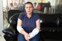 YENIDOĞAN - (Özel) Engelli Aracıyla Kazaya Maruz Kalan Kadın, O Anları İHA'ya Anlattı