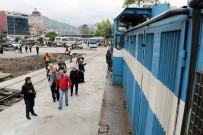 ŞEHİR İÇİ - (Özel) Kömür Taşıyan Raylar, Turist Taşıyacak