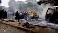 DEVLET TELEVİZYONU - Şam'da Patlama Açıklaması 2 Ölü, 14 Yaralı