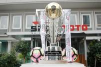AMATÖR LİG - Şampiyonluk Kupası Görücüye Çıktı