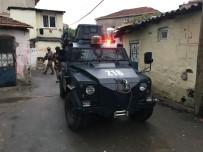ÇAYıRBAŞı - Sarıyer'de 15 Ayrı Adrese Uyuşturucu Operasyonu Yapıldı