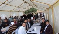 GÖKMEN - Şatırlar Mahallesinde 12. Geleneksel Hayır Yemeği Düzenlendi