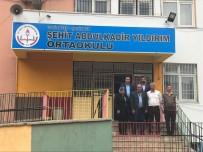 ŞEHİT POLİS - Şehit Polisin İsmi Okulda Yaşatılacak
