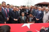 ALPASLAN KAVAKLIOĞLU - Silahla Öldürülen Belediye Başkanı Toprağa Verildi