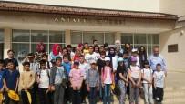 ASPENDOS - Simavlı Öğrenciler Antalya'yı Gezdi