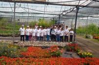 SOLUCAN GÜBRESİ - Tarımın Gönüllü Çocukları Sahada