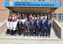 HÜSEYİN PEHLİVAN - Teftiş Kurulu Başkanı Ala Tekirdağ'da