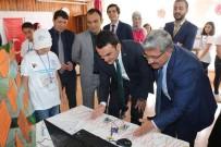 FERIT KARABULUT - TÜBİTAK 4006 Fuarı'ndaki 'Robotik Proje' Büyük İlgi Gördü