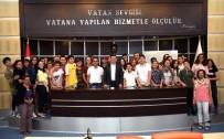 HAKAN TÜTÜNCÜ - Tütüncü'den Antalya Tanıtımı