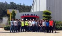 ENERJİ SANTRALİ - Üniversitelerden Sanibey Barajı Ve Hes'e Ziyaretler
