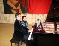 BAHAR ŞENLIKLERI - Ünlü Fransız Piyanistten Fransa'ya Tepki