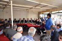 MEHMET YÜZER - Vali Ceylan, Karabekir Mahallesi Sakinleri İle Bir Araya Geldi
