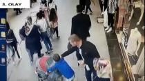 GÜVEN TİMLERİ - Yankesiciler Güvenlik Kameralarına Yakalandı