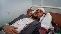 HAVA SALDIRISI - Yemen'de Hava Saldırısında Yaralananlar MSF'nin Desteklediği Hastanelerde Tedavi Ediliyor