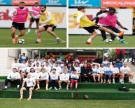 METİN OKTAY - Yeni Malatyaspor Maçı Hazırlıklarını Sürüyor