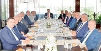 RECEP AKDAĞ - Yücelik, TOBB Yüksek İstişare Kurulu Toplantısına Katıldı
