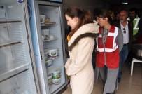 İMALATHANE - Yüksekova'da 'Yemekhane' Denetimi