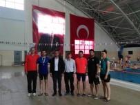 TÜRKİYE YÜZME FEDERASYONU - Yüzme Federasyonu Başkanı Erkan Yalçın, Yalova'da Temaslarda Bulundu