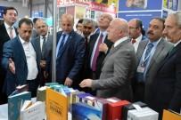 KÜLTÜR BAKANı - 'Zafer Medya Grup Yayınevi'  Doğu Anadolu Erzurum Kitap Fuar'ında