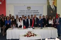 TÜRKIYE BAROLAR BIRLIĞI - Zonguldak Barosundan Büyük Başarı
