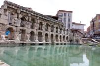 2 Bin Yıllık Roma Hamamı, UNESCO Dünya Mirası Geçici Listesi'ne Alındı