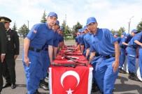 YEMİN TÖRENİ - 371. Kısa Dönem Jandarma Erler Yemin Etti