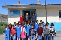 DEVAMSIZLIK - Ağdoğdu Okul Ziyaretlerine Devam Ediyor