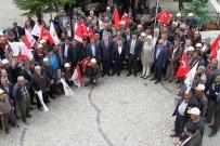 TAHIR AKYÜREK - AK Parti Heyeti Derbent'te Seçim Çalışmasına Katıldı