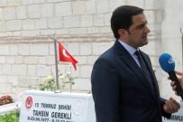 12 EYLÜL - AK Parti Milletvekili Adayı Baykurt Açıklaması 'Şehitlerimiz Sayesinde Böyle Güzel Yaşıyoruz'